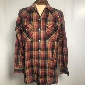 Mens Cattleman Shirt.